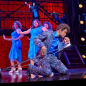 Tailor -Dreamgirls Musical, the Savoy theatre