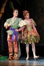 Peter Pan's Kimono designed by Vivienne Westwood for the Interior Designer's Panto. Photo credit: Helen Murray