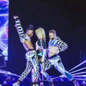 Costume maker - Ellie goulding world tour