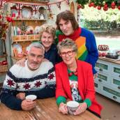 Stylist - Noel fielding, Great british Bake Off Christmas 2018